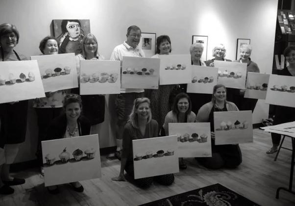 Gallery – Wine Art Cheese September 2014 class