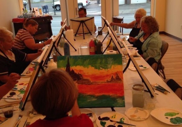 Gallery – Wine Art Cheese class 1