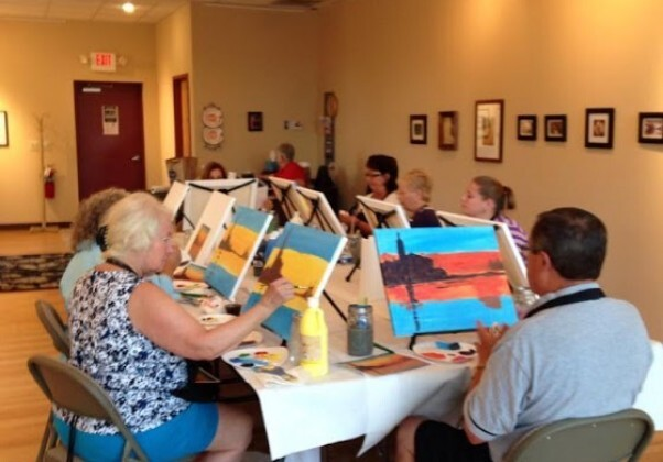 Gallery – Wine Art Cheese class 2