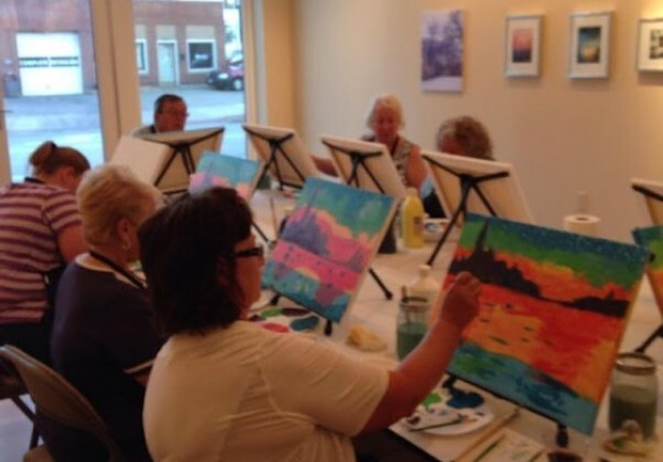 Gallery – Wine Art Cheese class