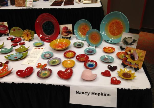 Nancy Hopkins work