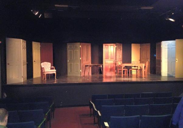 Stagecrafters From Door to Door March 2015