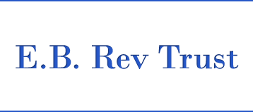 Thank you to E.B. Rev Trust for donating to the SCAC
